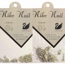 Nike Nail Стразы 720 штук. Опал