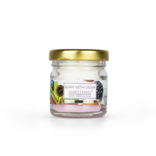 Pantera Organic Умная свеча Berry with cream 40 мл