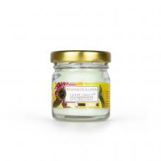 Pantera Organic Умная свеча Monarda oil & lemon 40 мл