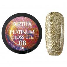 ARBIX PLATINUM GEL 08