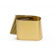 Фольга в баночке золото №14