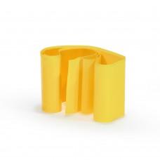 Фольга в баночке желтая №17