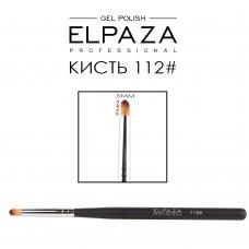 Кисть ELPAZA № 112