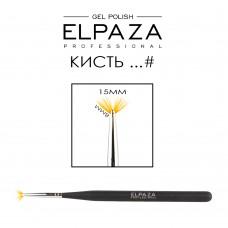 Кисть ELPAZA № 114 (веер)