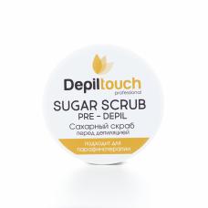 Depiltouch Professional Скраб сахарный перед депиляцией 250мл