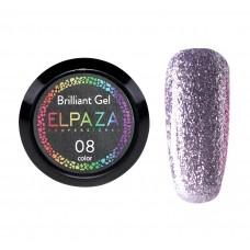 ELPAZA Brilliant Gel #8