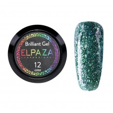 ELPAZA Brilliant Gel #12