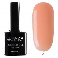 ELPAZA Builder Gel it's easy № 04