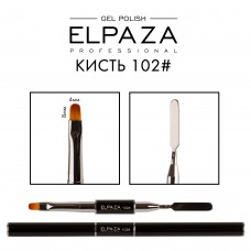 Кисть ELPAZA № 102