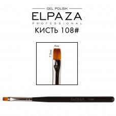 Кисть ELPAZA № 108
