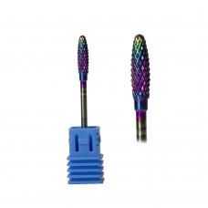 Фреза твердосплавная Пламевидная M-Colorful 3.32 Medium Flame ST (средняя насечка)