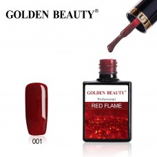 Golden Beauty Red Flame 01