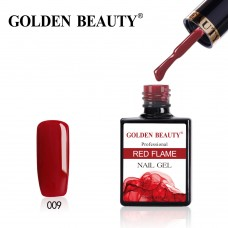 Golden Beauty Red Flame 09