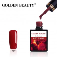 Golden Beauty Red Flame 12