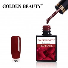 Golden Beauty Red Flame 02