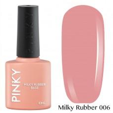 PINKY Milky Rubber Base 006 10ml