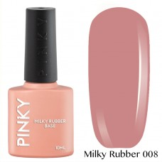 PINKY Milky Rubber Base 008 10ml