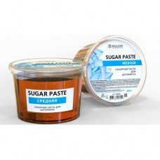 SALON Professional, Сахарная паста для шугаринга, Средняя, 550гр